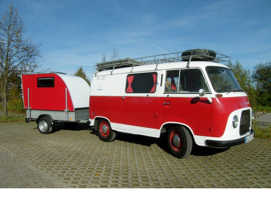 Eigenbau Wohnkabine Ditento Camping Münz Wohnwagen Wohnmobile