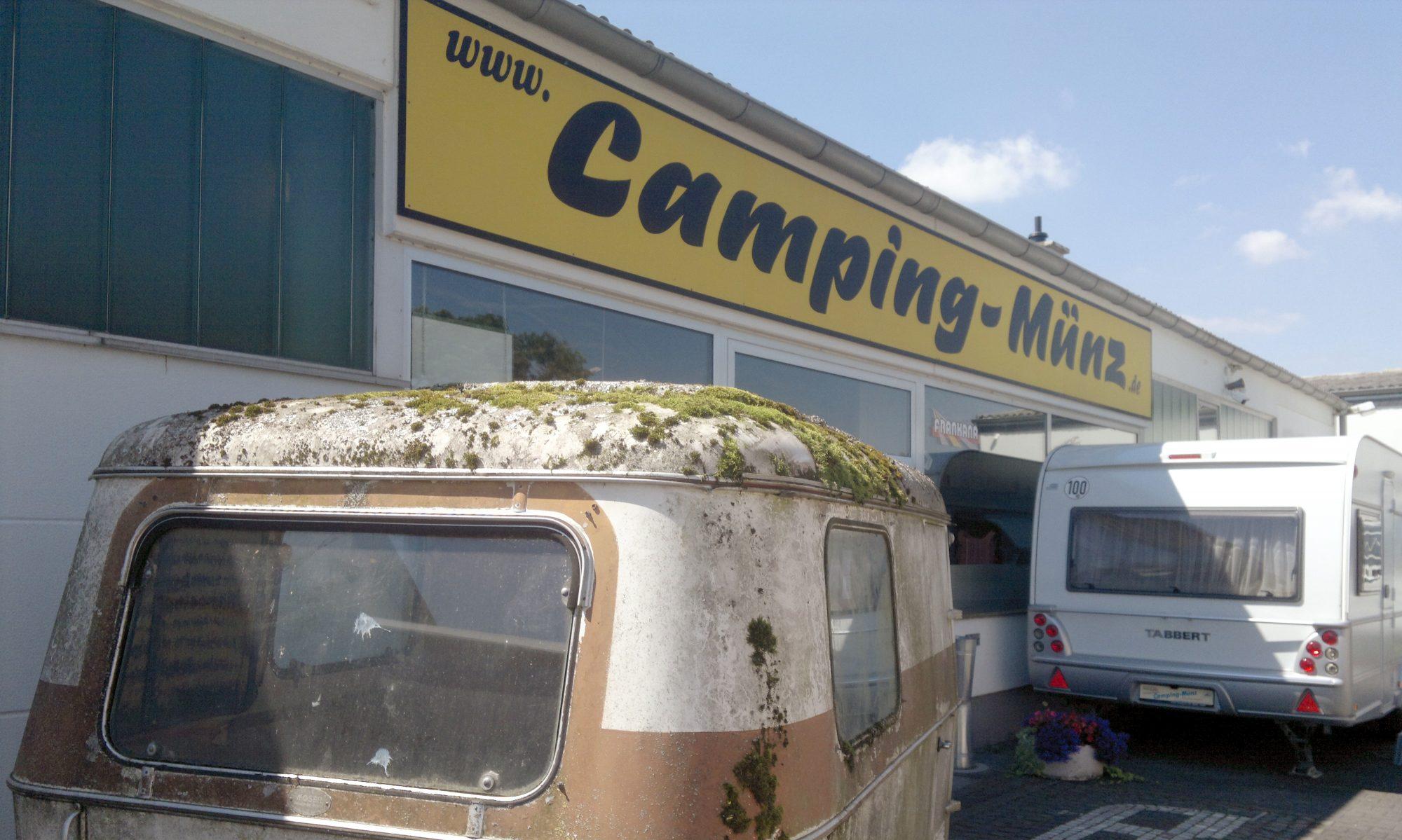Wohnmobile Camping Münz Wohnwagen Wohnmobile