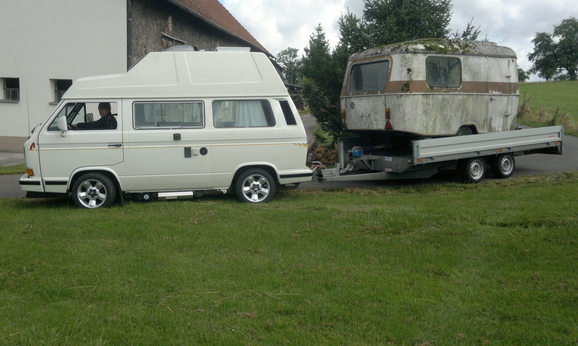 Camper Card Camping Münz Wohnwagen Wohnmobile