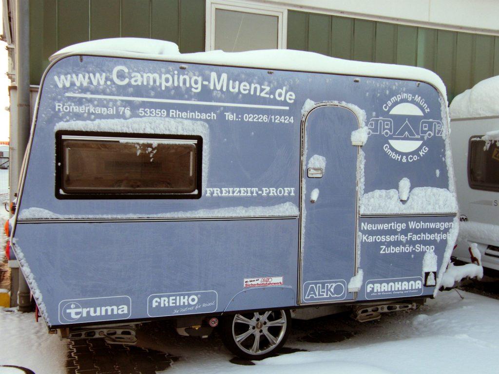 öffnungszeiten Camping Münz Wohnwagen Wohnmobile