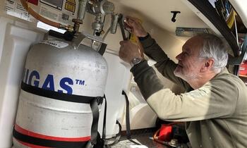 Wohnwagen Gasprüfung und TÜV